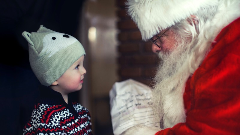 Foster Care Christmas Stories
