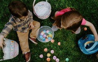 how to celebrate easter with your foster child